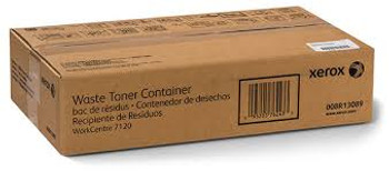 Xerox 7120, 7125 Genuine Waste Toner Cartridge With Ros Cleaner 008R13089, 012K03560