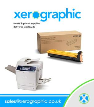 Xerox 108R00775 WorkCentre 6400 Genuine Cyan Imaging Unit 108R00775