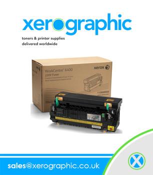 Xerox WorkCentre 6400 Genuine Fuser Cartridge 115R00060  220 Volt