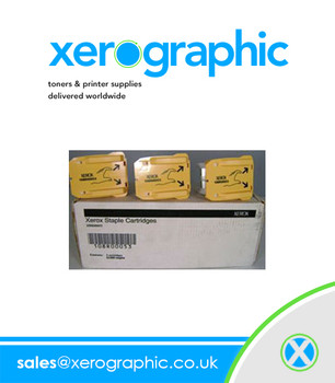 Xerox Genuine Staple Cartridges  (3-PACK) 108R00053