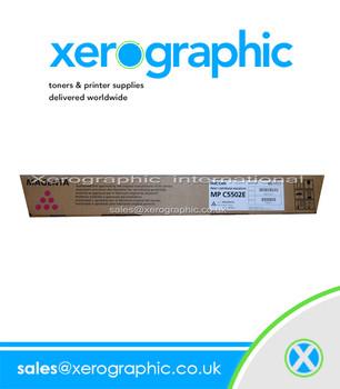 Infotec ISC 3535/ 4045 Genuine Magenta Print Cartridge  884944