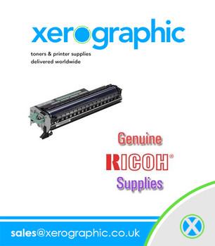 Genuine Ricoh MP C2800, MP C3300, MP C4000, MP C5000 Drum Unit - Black  D0292256, D029-2252