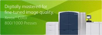 Xerox 800 1000 Color Press Genuine Baffle assy  055K33401