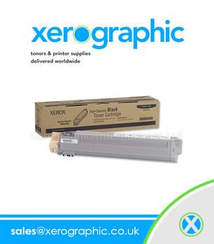 Xerox Phaser 7400 Genuine Yellow Toner - 106R01155