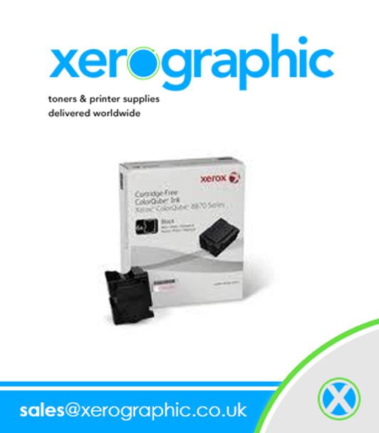 Xerox ColorQube 8870 Genuine Black Wax Ink   108R00957 108R957