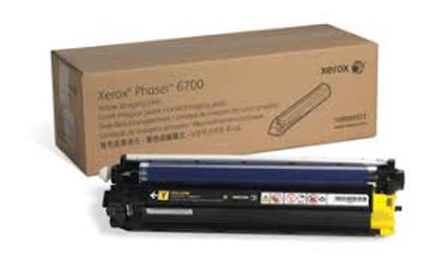 Phaser 6700 Xerox Genuine Yellow Drum Cartridge (50,000 Page Print) 108R00973