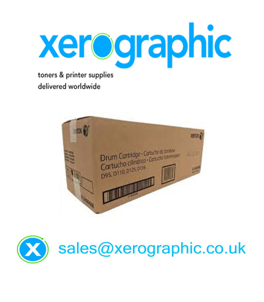 Xerox D95 D95A D110 D110P D125 D136 (£259) Genuine Drum Cartridge 013R00668 13R668