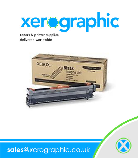Xerox Phaser 7400 Black Image Unit - 108R00650