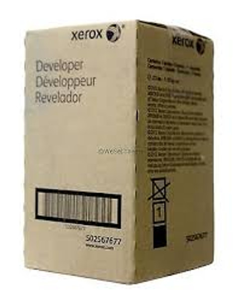 Genuine Xerox Nuvera 100/120/144 Black Developer 502S67677