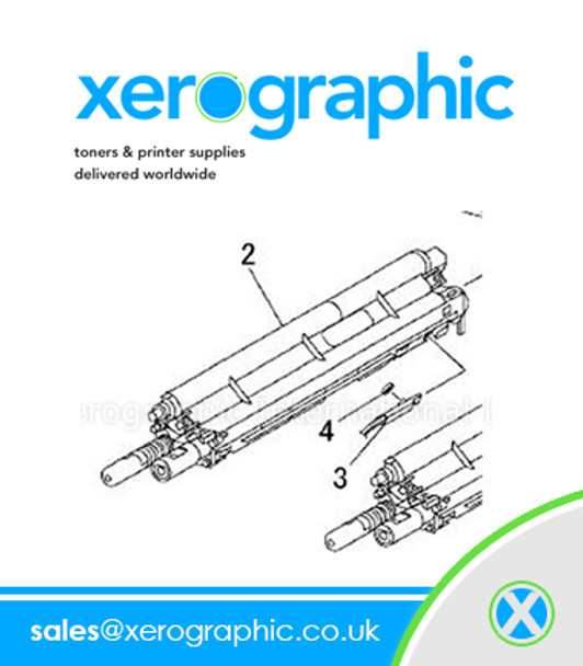 Xerox Versant 2100 Genuine Developer Housing 848K73549, 848K73548, 848K73547, 848K73546, 848K73545, 848K73544, 848K7354, 848K73543, 848K73542, 848K73541, 848K73540, 948K16840, 948K03112, 948K03111, 948K03110