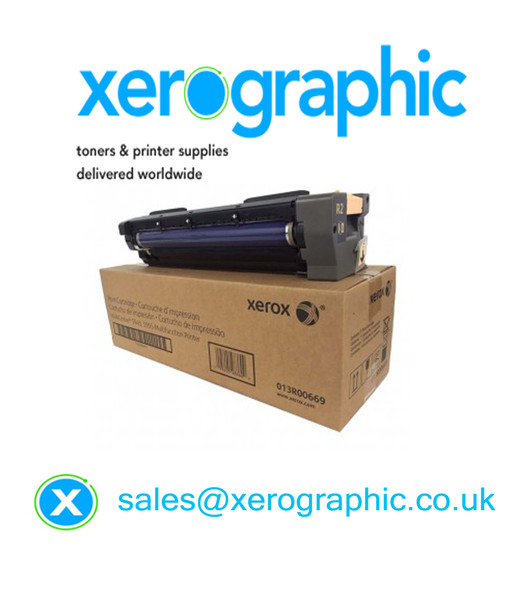 Xerox 5945i 5955i Genuine Smart Drum Kit Cartridge 013R00669