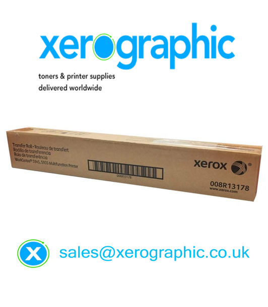 WorkCentre 5900i Series 008R13178 Genuine Xerox Transfer Roller 008R13178
