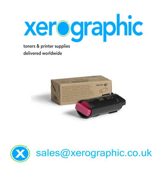 Xerox Versalink C500, C505, Genuine Magenta Metered Toner Cartridge 106R03856