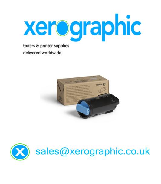 Xerox Versalink C500, C505, Genuine Metered Cyan Toner Cartridge 106R03855