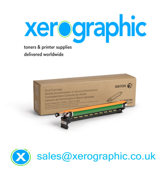 Xerox VersaLink C7020/C7025/C7030, Genuine Black Print Cartridge 113R00780, 113R780