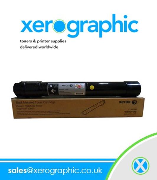 Xerox Versalink C7020, C7025, C7030, Genuine Black Toner Cartridge 106R03741