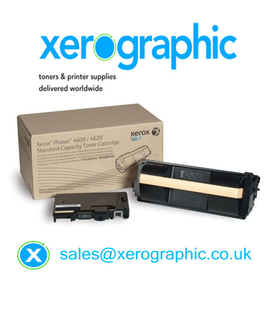 Genuine Xerox Phaser Black Toner Cartridge (13,000 Pages) 106R01533