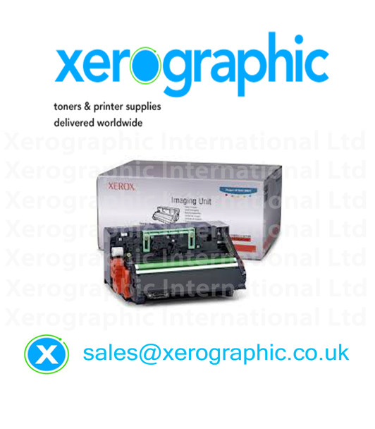 Xerox Genuine Color Drum Cartridge Phaser 6110, 6110MFP, (30,000 Pages Print) 108R00744