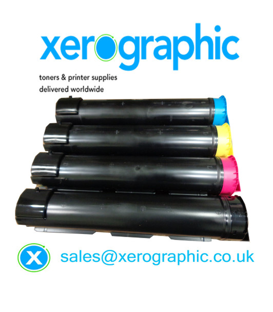 Xerox Genuine Versant 2100 / 3100 Press CMYK SOLD Toner Cartridge 006R01630, 006R01631, 006R01632, 006R01633