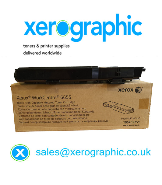 Xerox VersaLink C405, Genuine Extra High Capacity Cyan Toner Cartridge 106R03526