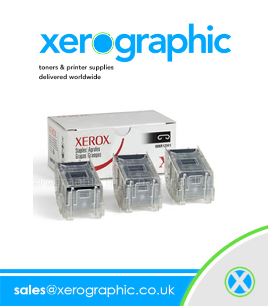 Xerox Genuine Staple Refills (Office Finisher/Booklet Maker/ Professional Finisher 008R12941, 8R12941