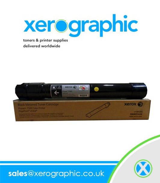 Xerox 106R03394 Versalink B7000 Genuine Sold Black Toner Cartridge, 30,000 Pages Prints