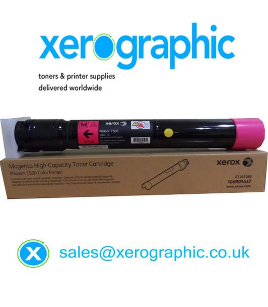 Xerox AltaLink C8030, C8035, C8045, C8055, C8070 Genuine Magenta Toner Cartridge 006R01703