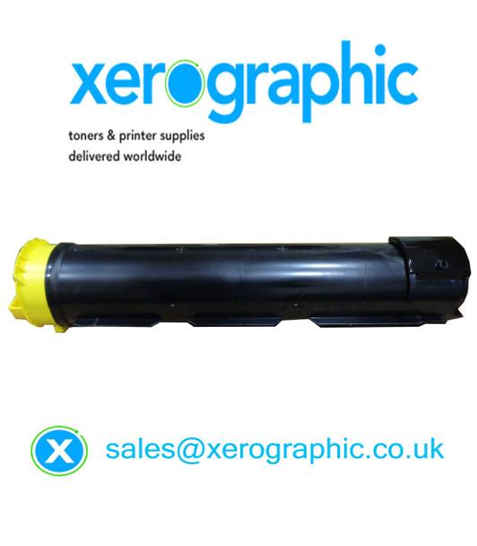 Xerox Versant 2100, 3100 Press Genuine Xerox Yellow Toner Cartridge 006R01637