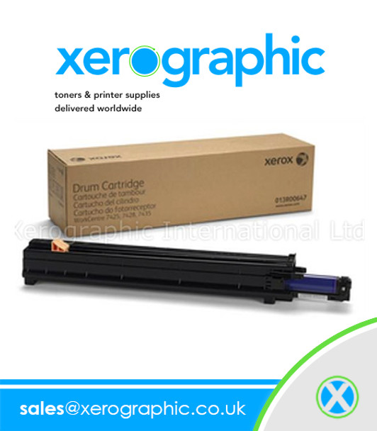 Xerox Print Cartridge A Grade Box (£185.00) 013R00662 WorkCentre 7525 7530 7535 7545 7556 13R662