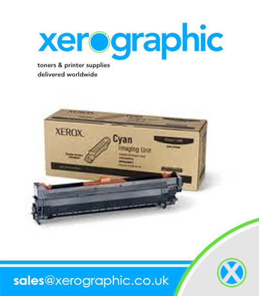 Xerox Genuine Cyan Imaging Cartridge Phaser 7400  - 108R00647