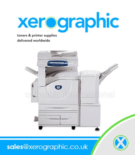 Xerox 7132 7232 7242 CMYK  Genuine Full Set Colour Toner Cartridge
