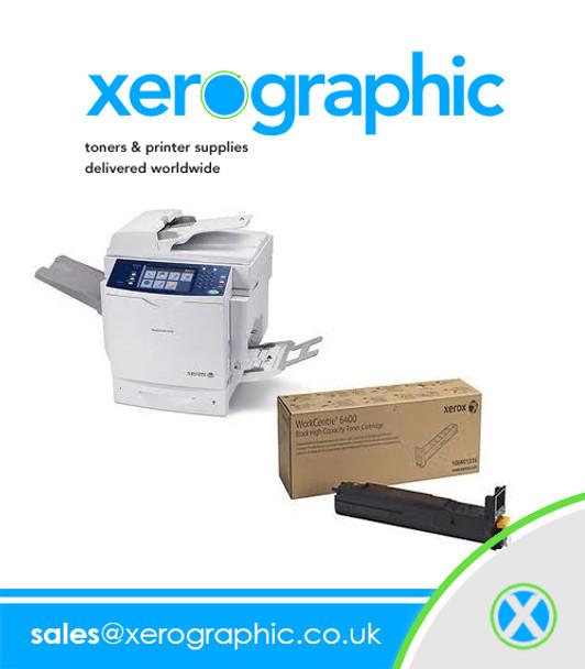 Xerox 6400 Black Metered Toner Cartridge PagePack 106R01323