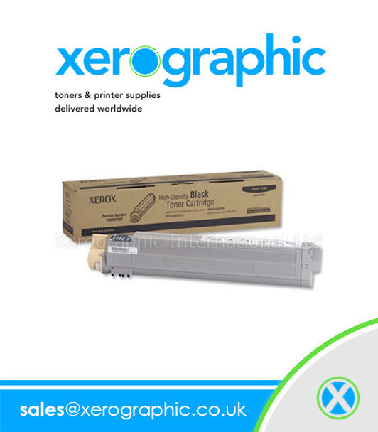 Xerox Phaser 7400 Genuine Yellow Toner - 106R01155