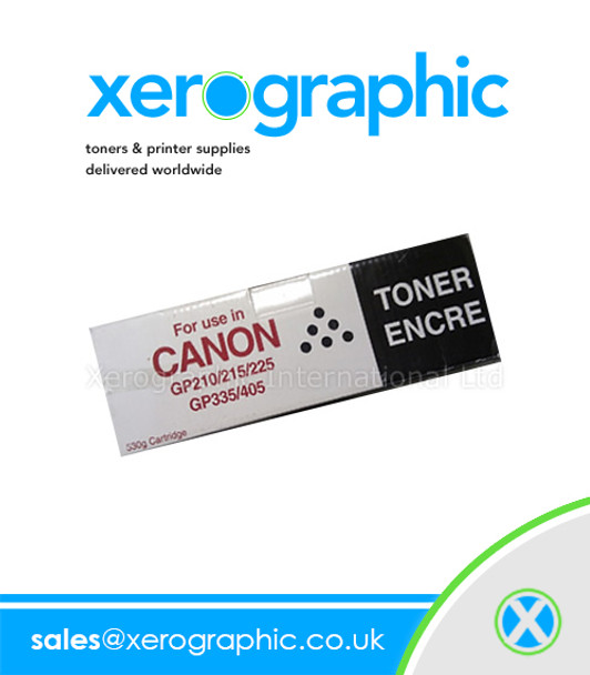 Canon GP210 215 225 335 Black Toner - CTC00215