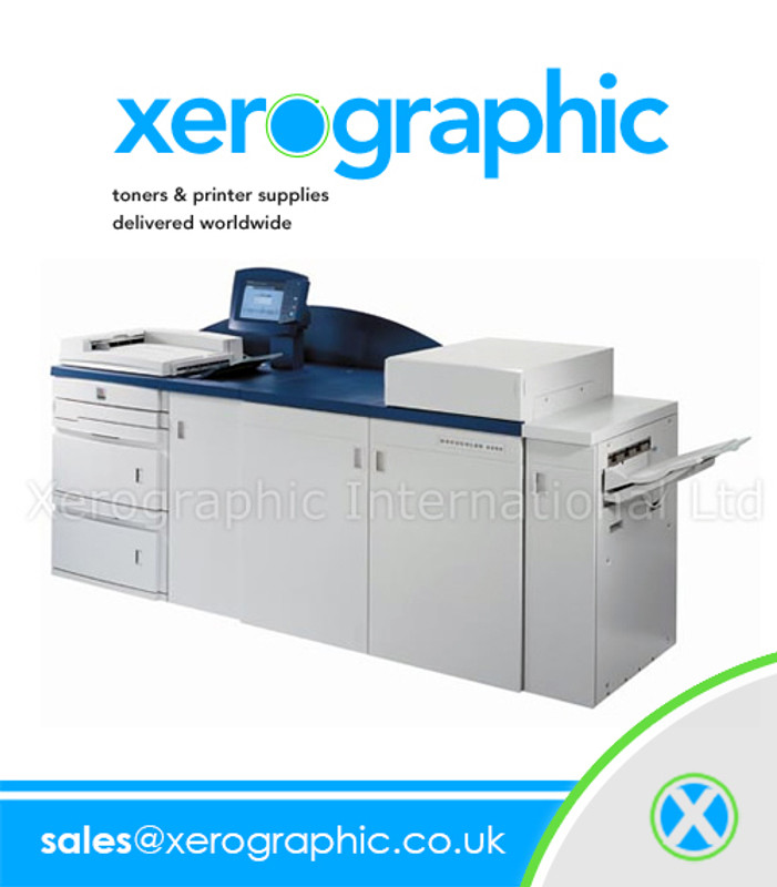 XEROX Printer DocuColor 2045 Driver PC