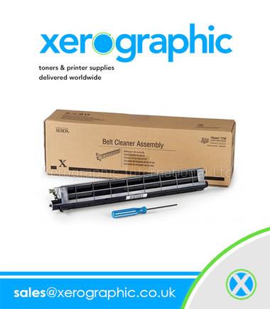 NEW OEM GENUINE XEROX 108R00580 BELT CLEANER ASSEMBLY PHASER 7750 7760