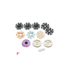 Add-on kit for JoolTool for resin and polymer clay - Flat Pieces