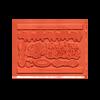 Wanaree Tanner Signature Texture Plate - Asian 2 - Tibetan Smoke & Fire