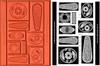 Wanaree Tanner Signature Texture Plates - Complete Set of 6