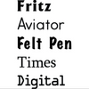AlphaDisc - 12 Point Font Pack 2