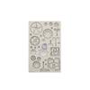 "Finnabair Mould by Prima - Mechanica 5x8"""
