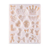 Silicone Mould - King & Queen 19 Kinds