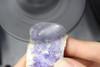 Polishing an opal
