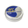 Blue tin. Happy 25th Anniversary Art Clay! Get your collectible limited edition tins with 25gm Art Clay Silver.