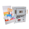 Metal Clay Diamond Deluxe Starter Kit - with Prometheus Pro1-PRG Kiln The kiln is pre-programmed with our tested and tried reliable programs for silver, glass, and more. You can still set all your own programs if you wish, but this will get you started quickly without any stress!