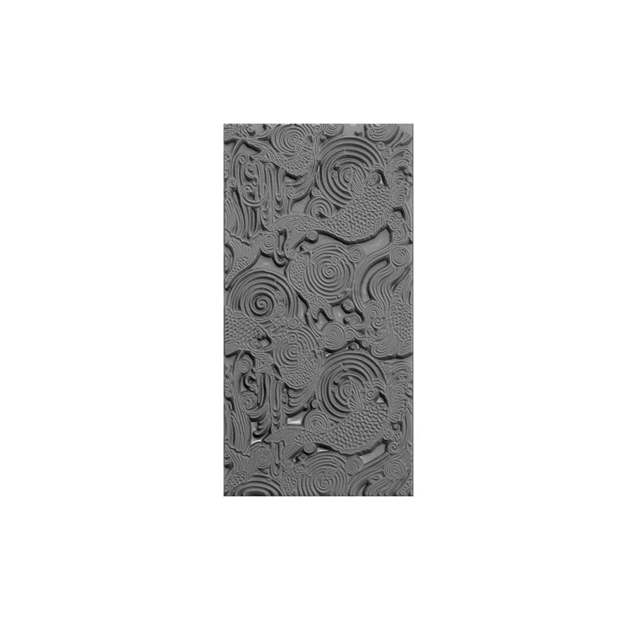 Texture Tile - Carp