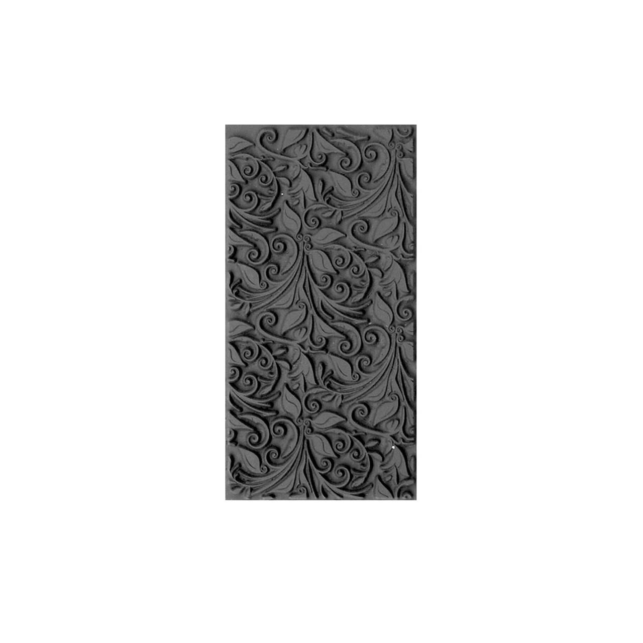 Texture Tile - Leaves & Tendrils