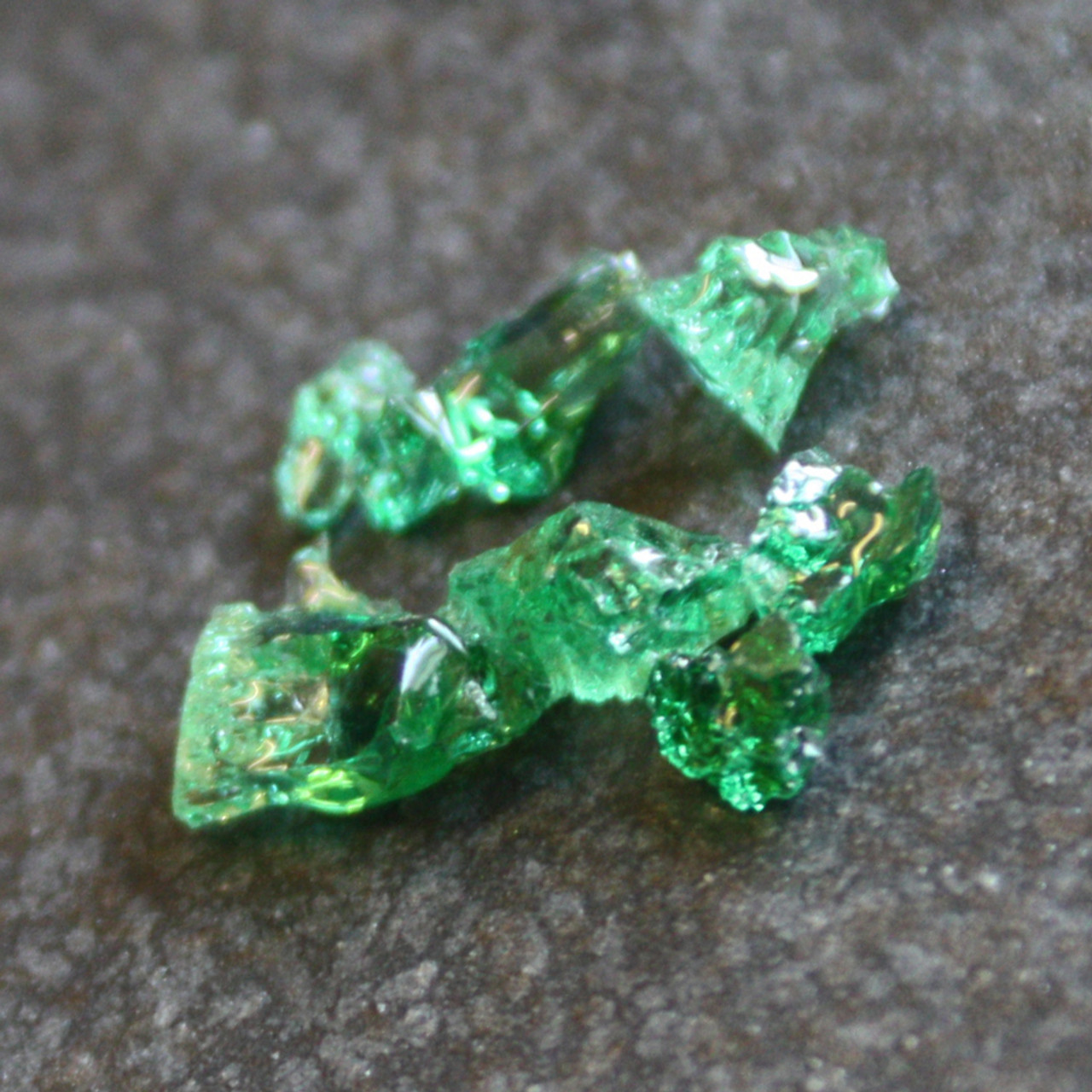 Mineral Accents - Med Green