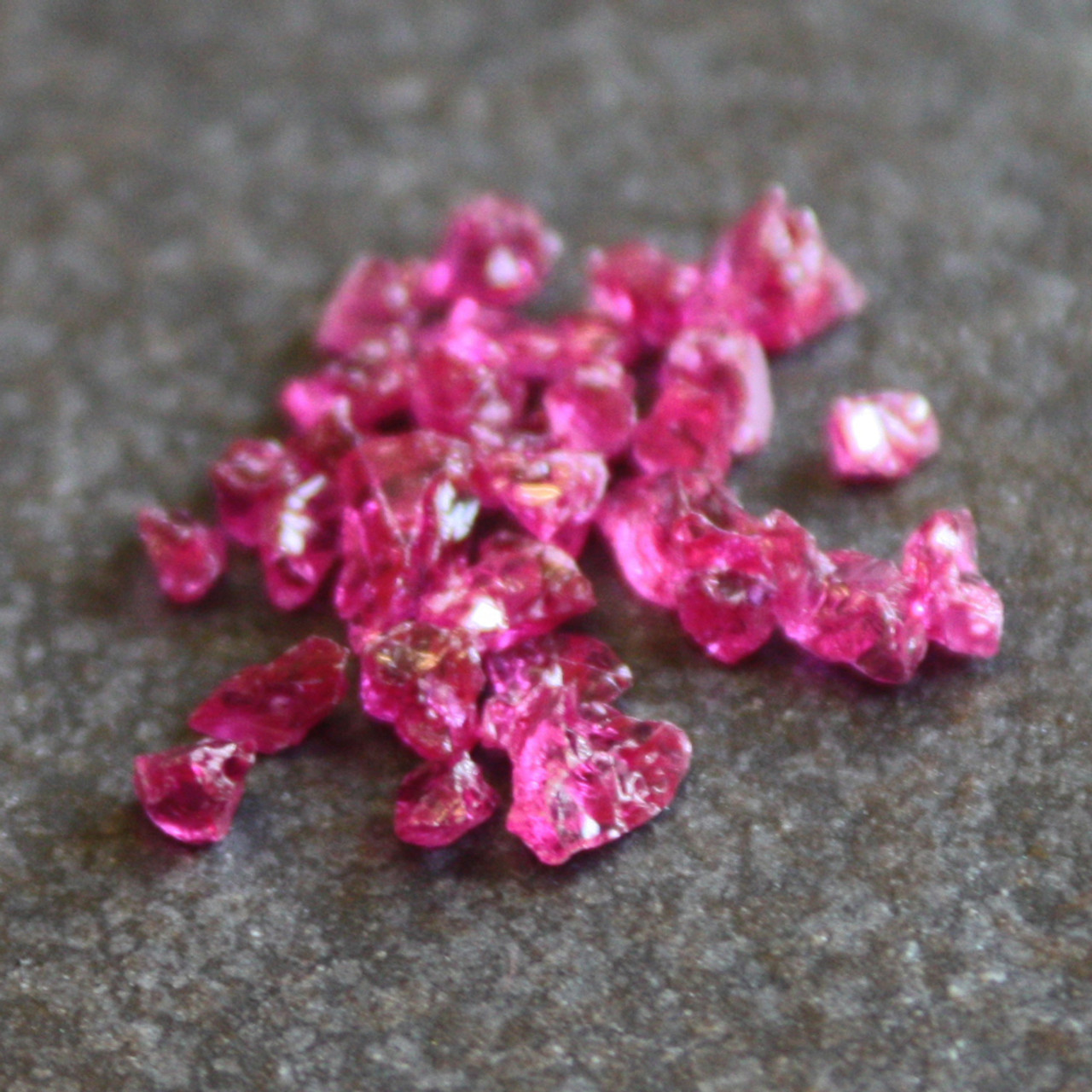 Mineral Accents - Ruby