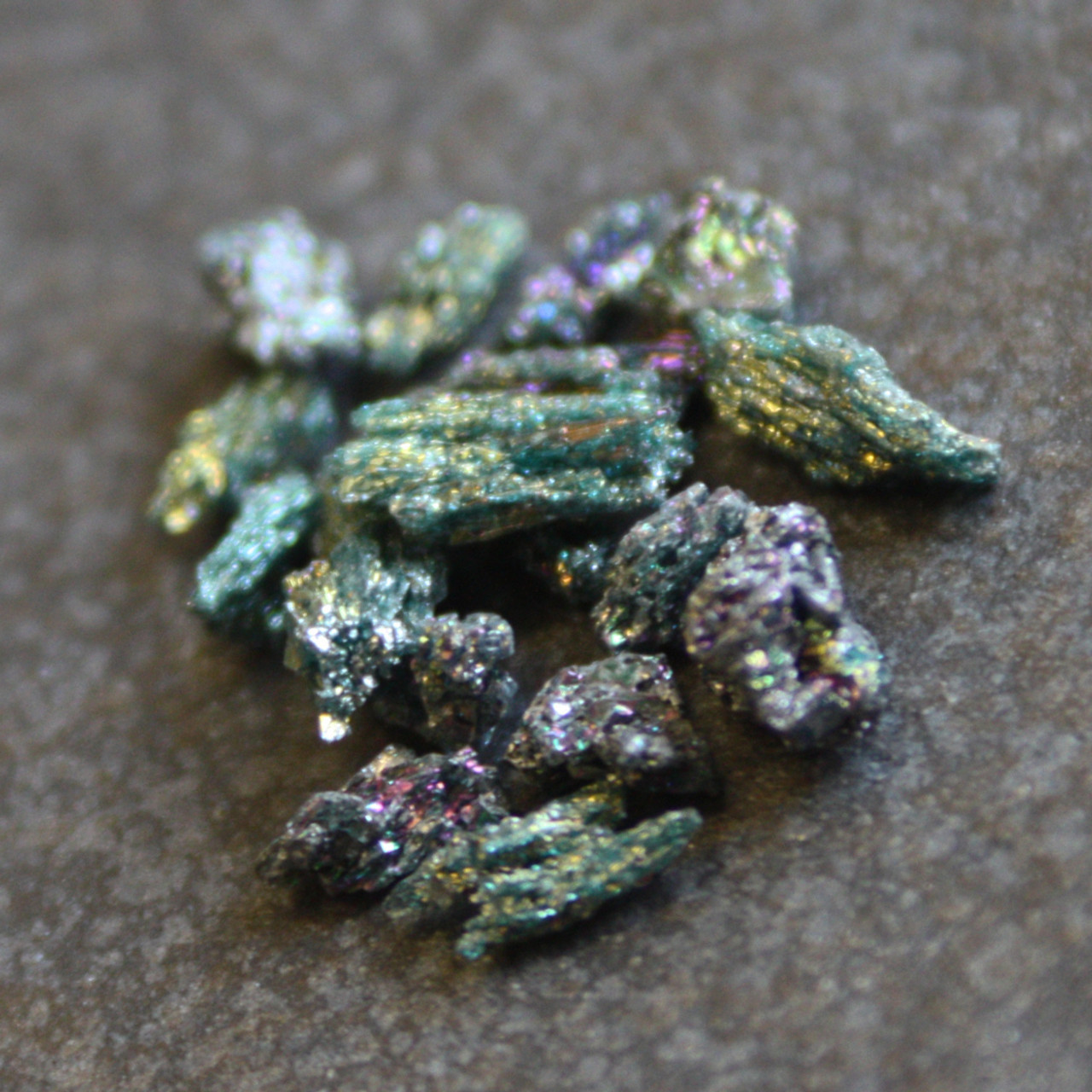 Mineral Accents - SiChrome Teal
